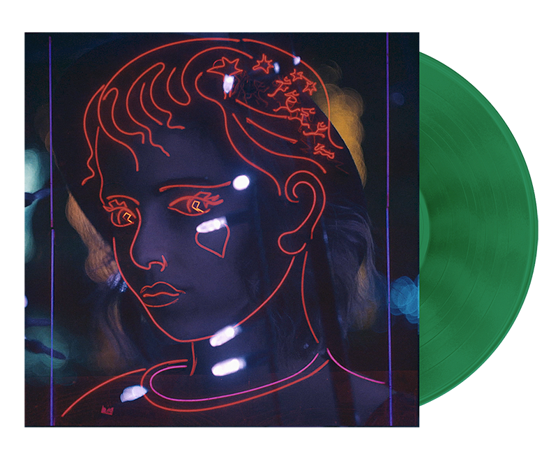 Limited Edition Emerald Vinyl
