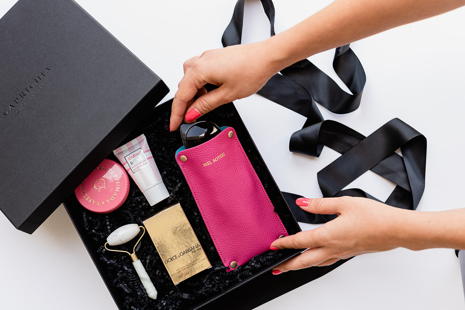 Beauty Box Gift Set | Mel Boteri x Caprichia Gifts Atelier