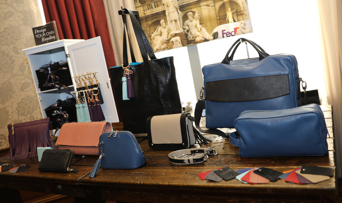 Mel Boteri Bespoke Leather Goods Gifting Experience