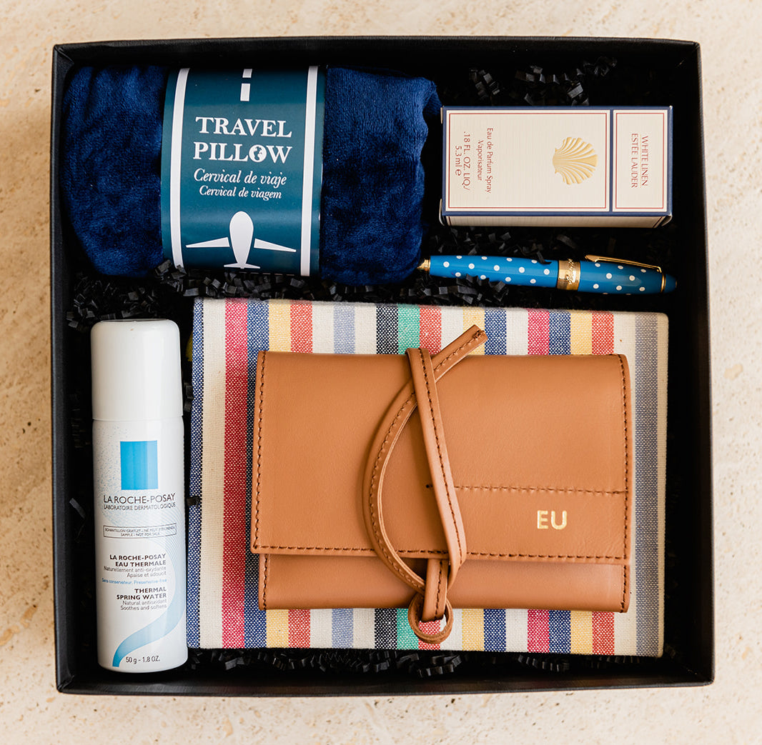 Travel Smart Gift Set | Mel Boteri x Caprichia Gifts Atelier