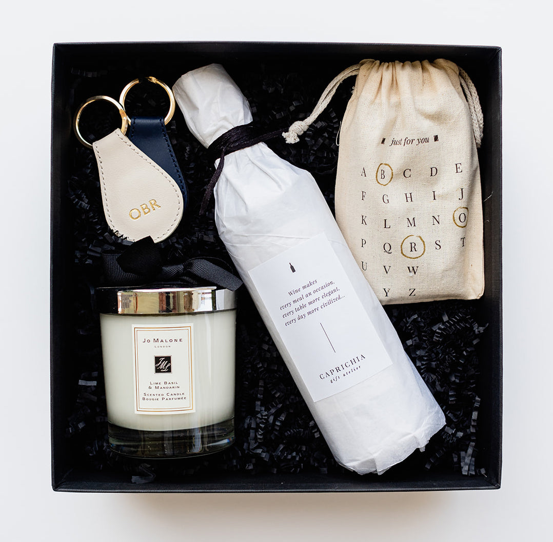 Welcome Home Gift Box | Mel Boteri x Caprichia Atelier