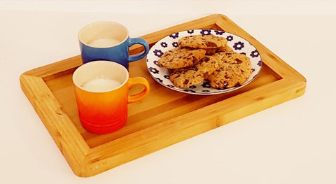 Chocolate Chip Cookies minder suiker