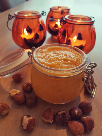halloween wortel mango smoothie SuperRoots Cichoreiwortelvezel