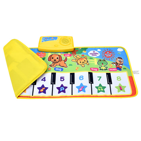 Interactive Children's Musical Keyboard