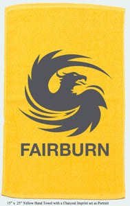 Fairburn Gym Towel