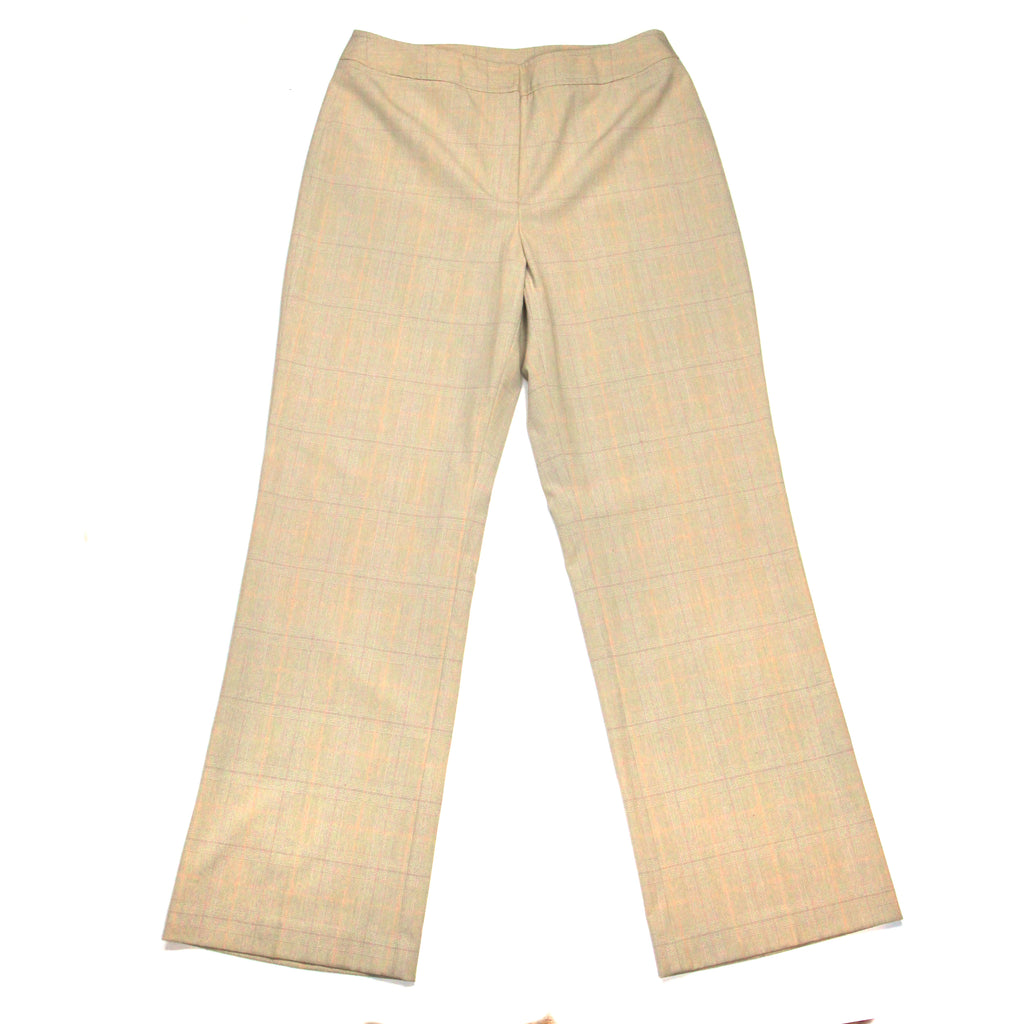Rafaella Tan Pants Size M