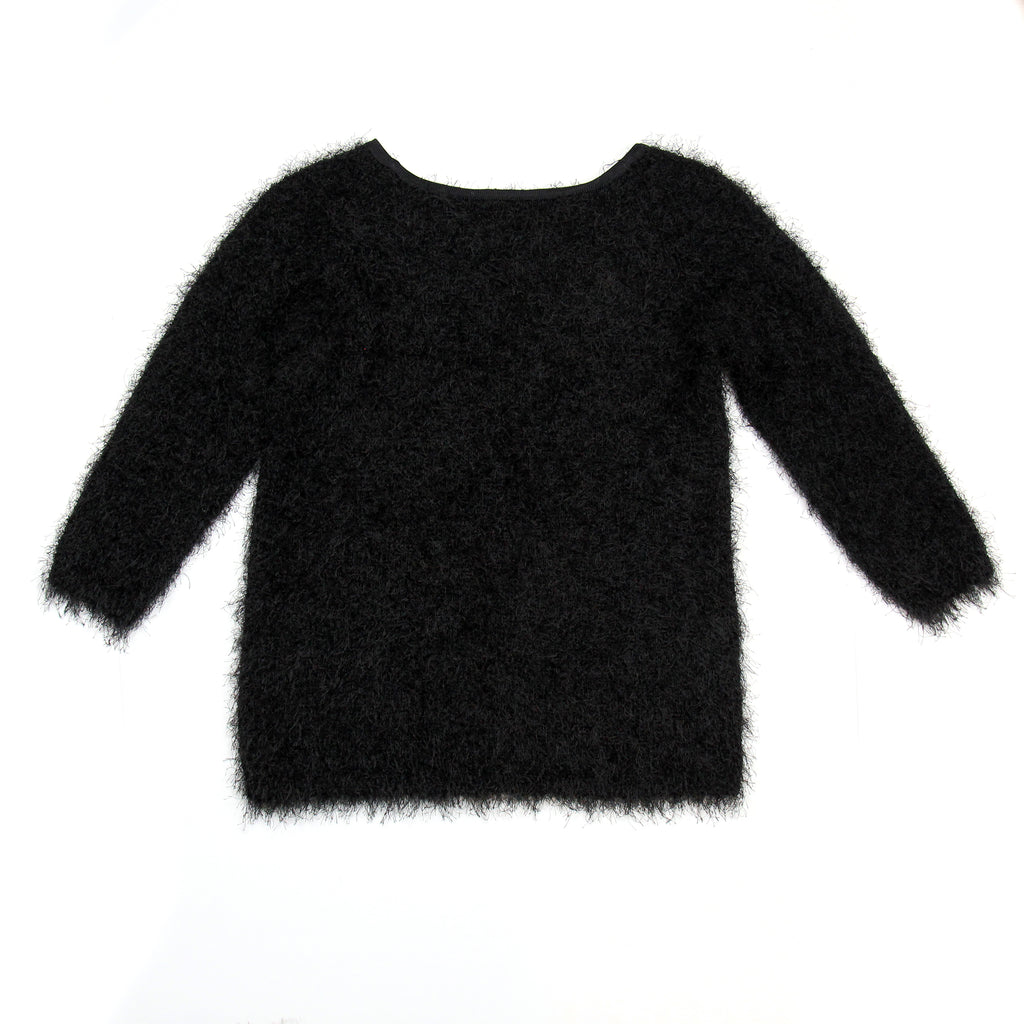 Austin Reed Fluffy Sweater Size S