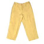 Talbot's Yellow Cotton Pants Size 4/6