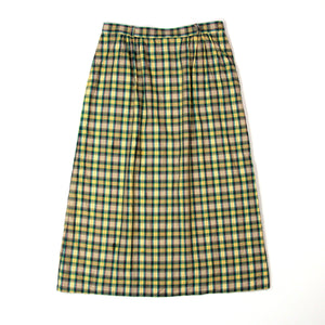J.G Hook Plaid Skirt Size 10