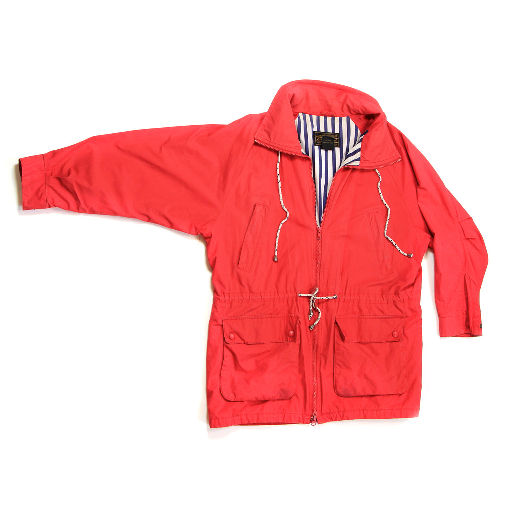 Eddie Bauer Red Jacket M