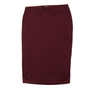 Old Navy Maroon Skirt Size M