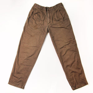 Gap Brown Pants Size 33/32