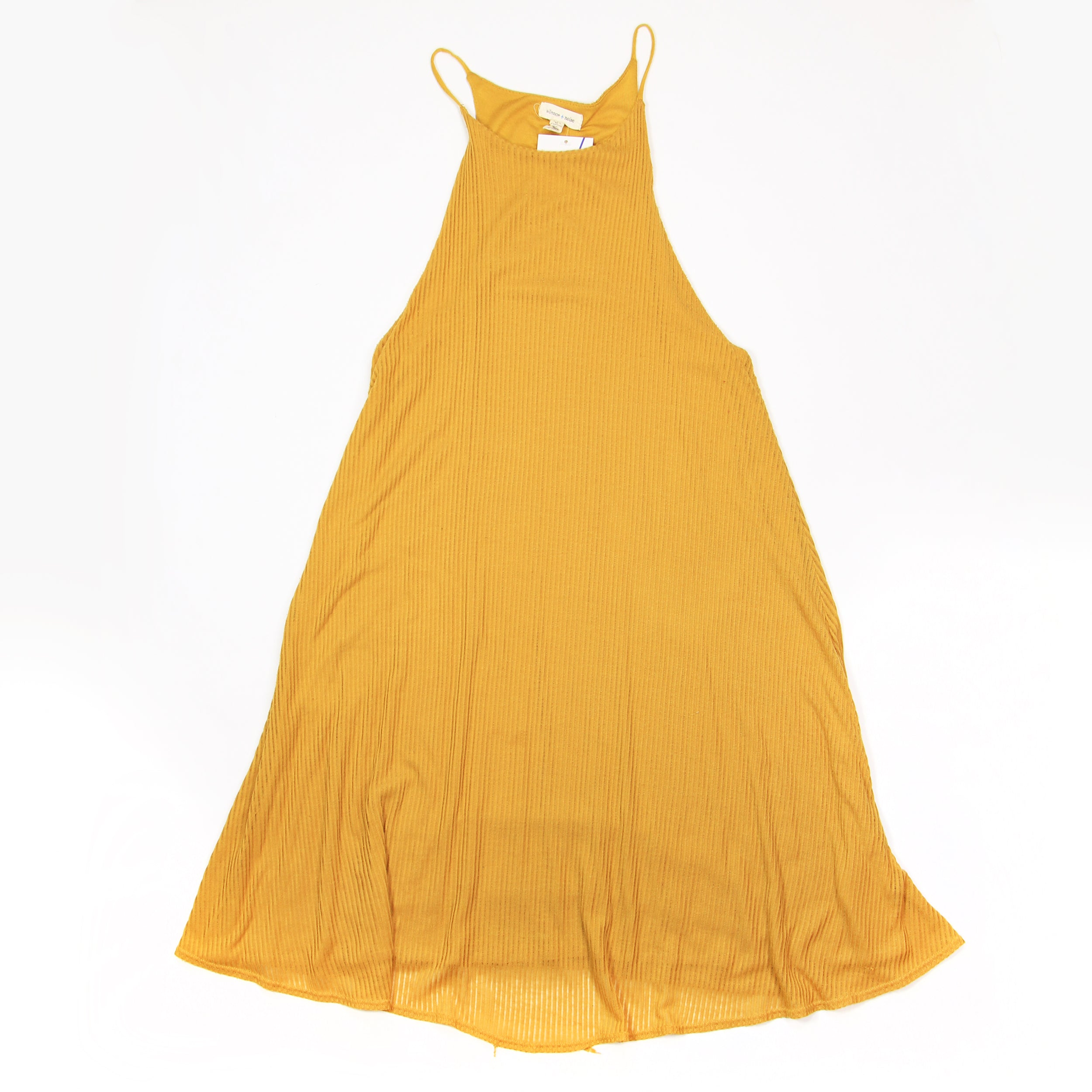 Silence and Noise - Yellow Dress - M