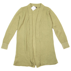 Boohoo Man - Green Knitted Cardigan - S