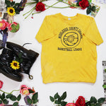 Yellow College T Size XL