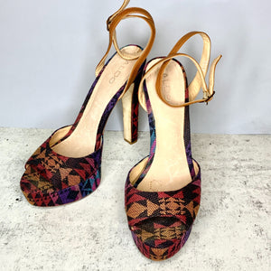 ALDO Patterned Heels Size 41