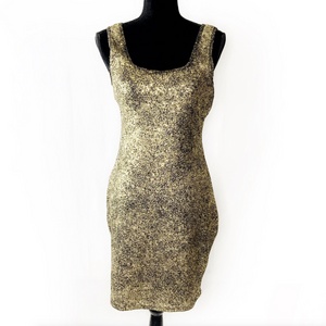Gold Dress Size M