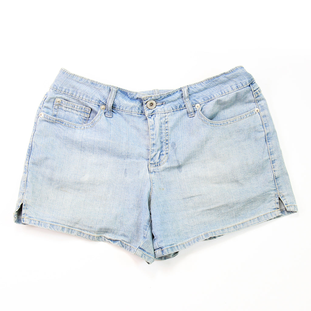 Faded Glory Denim Shorts - S