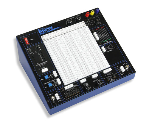 PB-503: Desktop Analog & Digital Design Trainer; CSA approved