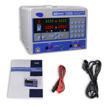 1350: Programmable Power Supply: 0-32V, 0-3A & 5V, 3A; CSA approved