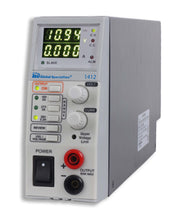 1412: 80 W Triple Range Switching DC Power Supply: 16V, 5A / 27V, 3A / 36V, 2.2A; CSA approved
