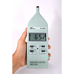 LUTRON SL-4001 Digital Sound Level Meter - Noise Meter Tester