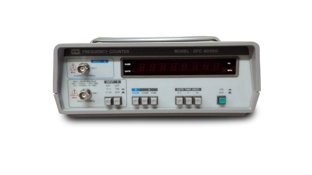 GW Instek - GFC 8055G - Frequency Counter