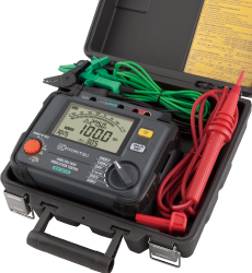 Kyoritsu 3025A Digital 2.5kV Insulation Tester
