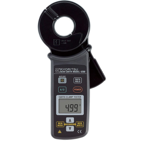 KYORITSU 4200 Earth Clamp Tester