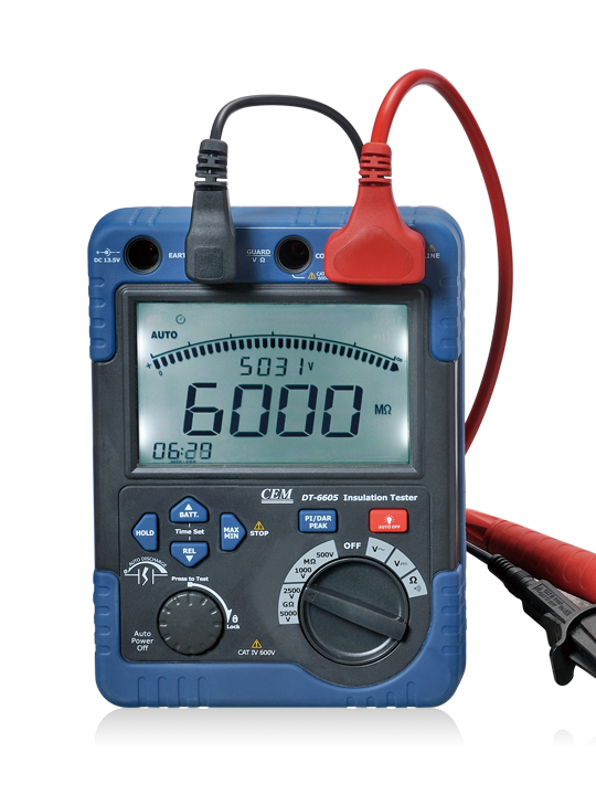 R5002 High Voltage Insulation Tester