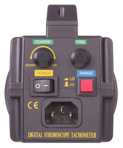 REED K4020 Digital Stroboscope, 110V - with ISO certificate