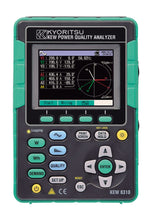 Rental - Kyoritsu KEW 6310  3 Phase Power Quality Analyzer