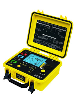 AEMC Model 8510 Digital Transformer Ratiometer DTR®