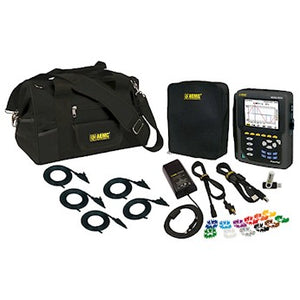 AEMC PowerPad® III 8336 Power Quality Analyzer - no probes
