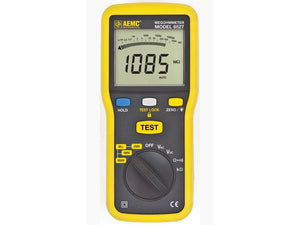 AEMC 6527 Digital Megohmmeter with continuity, 4000 Ω