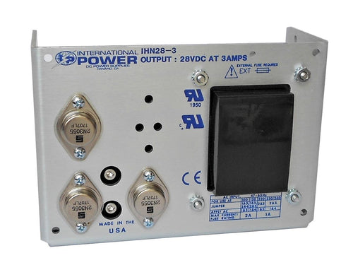 International Power - IHN28-3 - Open Frame Power Supply