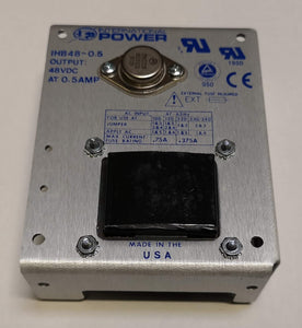 International Power - IHB48-0.5 - Open Frame Power Supply