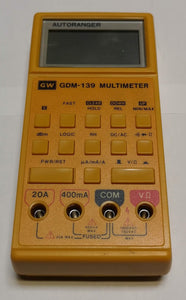 GW Instek - GDM 139 - Digital Multimeter