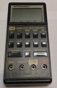 GW Instek - GDM 039 - Digital Multimeter