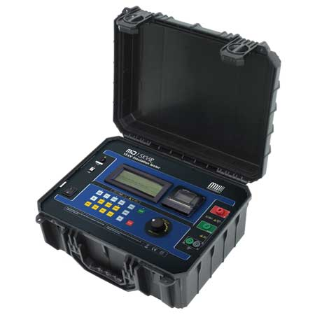 MEGABRAS/TENTECH MD15KVR 15 kV - Digital Insulation Tester