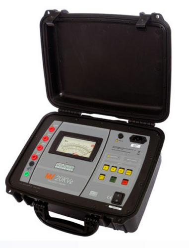 MEGABRAS/TENTECH Mi20KVe 20 kV - High voltage insulation tester