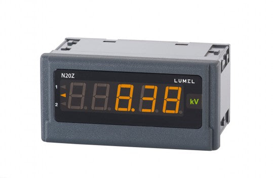 LUMEL N20-Z  3 colour LED,  400 VAC, 5 AAC, 20 ~ 500 Hz