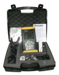 ELCONTROL NanoVIP TWO Portable Power Quality Analyzer