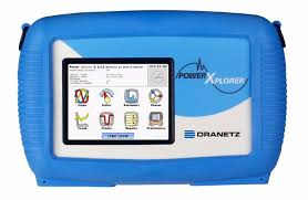 Rental - Dranetz PX5 3 Phase Power Quality Analyzer
