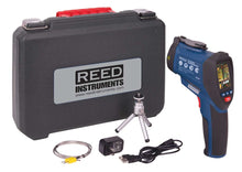 REED R2020 Video Infrared Thermometer, 50:1, 3992°F (2200°C) with ISO Certificate
