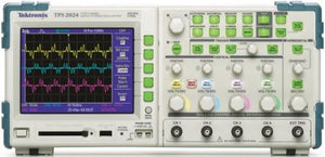 Rental - Tektronix TPS2024 200 MHz, 4-Ch, 2 GS/s Digital Storage Oscilloscope