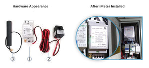 Model WEM3080 Single Phase WiFi energy meter (CSA approved)