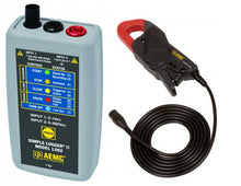 AEMC L562 Simple Logger II with AC Current Probe: 10A