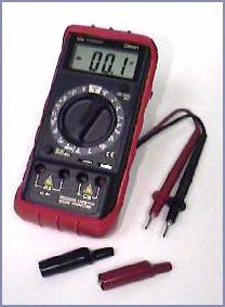 Sterling CR6001 Digital RC Meter
