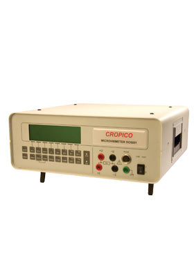 CROPICO DO5001 10A Bench Type Digital Micro Ohmmeter